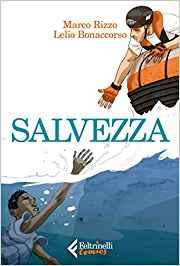 Copertina di Salvezza, di Marco Rizzo e Lelio Bonaccorso